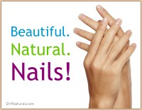 Natural Nails! Ten Ways to Keep Them Pretty Naturally