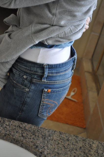 Cant Get Those Jeans to Fit Right  Easy DIY Fix for Loose Jeans  DIY  Crafts