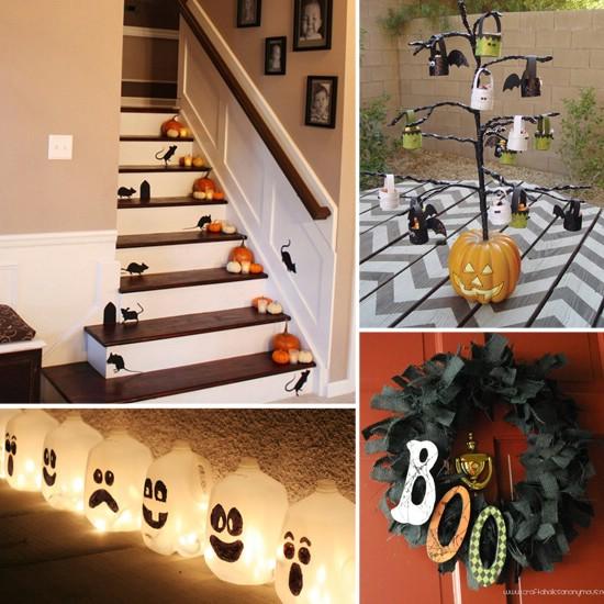 40 Easy To Make DIY Halloween Decor Ideas Page 2 Of 4 DIY & Crafts