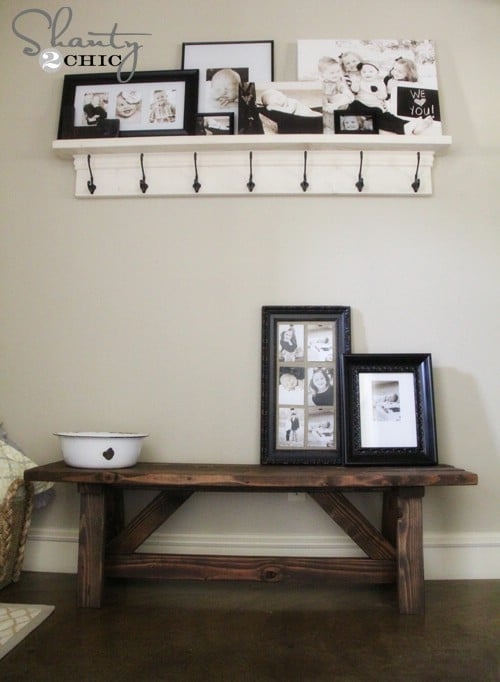 40 Rustic Home Decor Ideas You Can Build Yourself DIY & Crafts