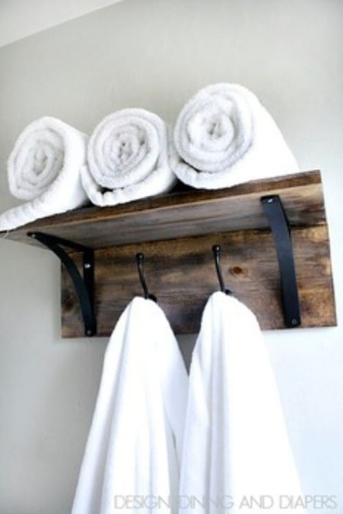 40 Rustic Home Decor Ideas You Can Build Yourself Page 2 Of 2