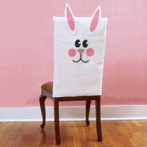 dollar tree easter chair covers wingback dining room chairs 80 fabulous decorations you can make yourself diy crafts bunny