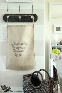 100 Gorgeous Burlap Projects that will Beautify Your Life ...