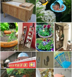 100 ways to repurpose and reuse broken household items [ 600 x 1335 Pixel ]