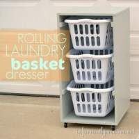30 Brilliant Ways to Organize and Add Storage to Laundry ...