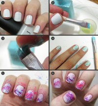 40 DIY Nail Art Hacks That Are Borderline Genius - DIY ...