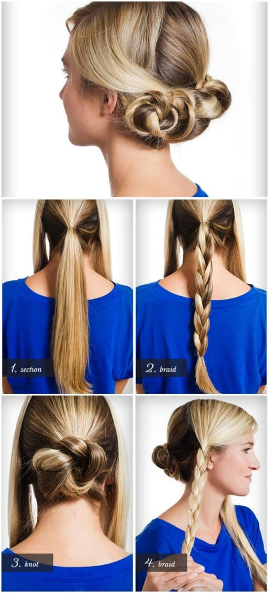 12 Super Cute DIY Christmas Hairstyles For All Lengths DIY & Crafts