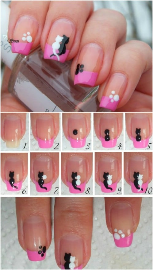 Gone Are The Days When People Will Look At You Because Of Diffe Colored Nails