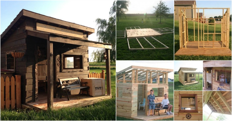 Genius Woodworking Project Build a Western Saloon Kids