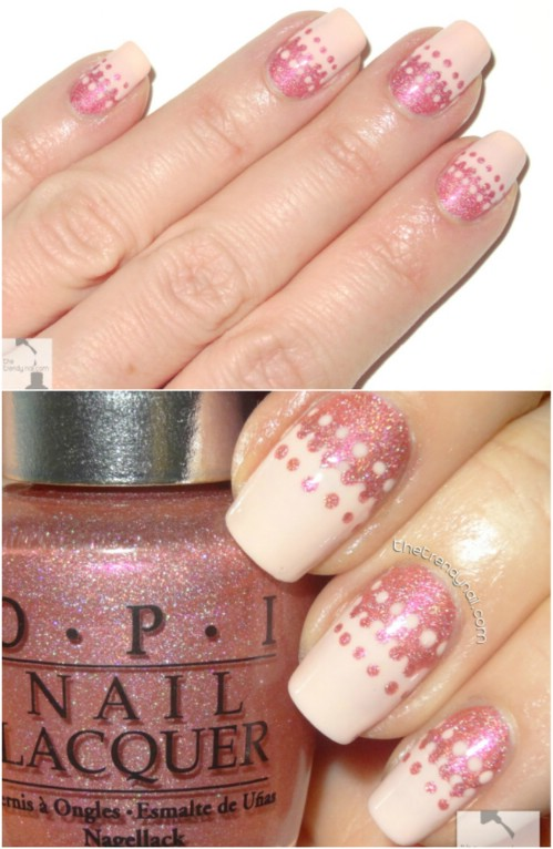 Dotted Ombre