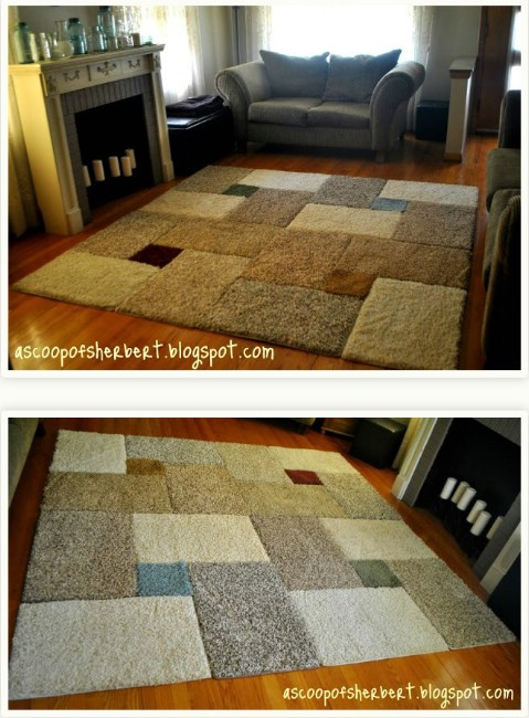 30 Magnificent DIY Rugs to Brighten up Your Home  DIY