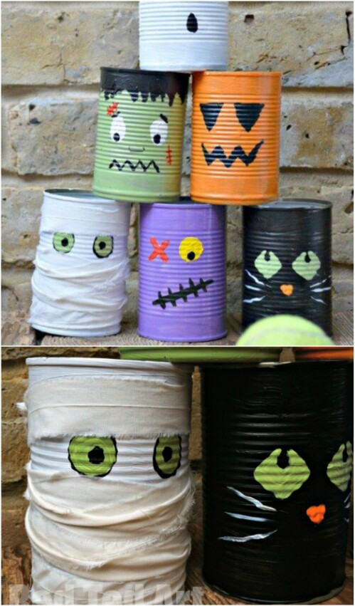 50 Jaw Dropping Ideas For Upcycling Tin Cans Into