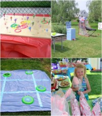 35 Ridiculously Fun DIY Backyard Games That Are Borderline ...