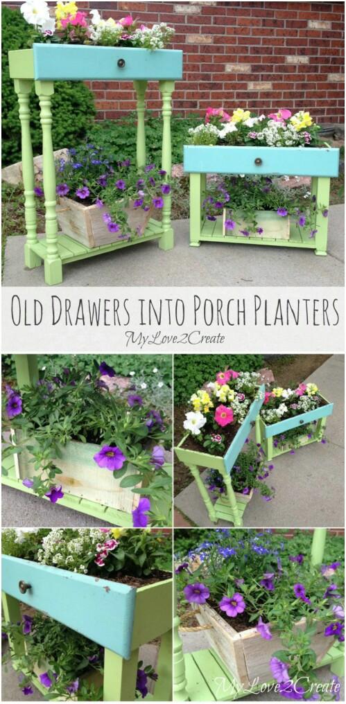 Porch Planter