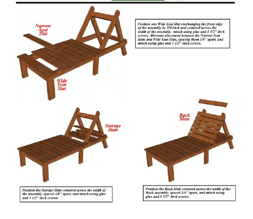 cheap sun lounge chairs wheelchair accessories near me 5 elegant sunbathing loungers you can diy - free plans & crafts