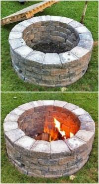 20 Incredibly Creative Ways To Reuse Old Bricks - DIY & Crafts