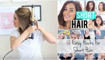 5 minute crafts 25 hair hacks