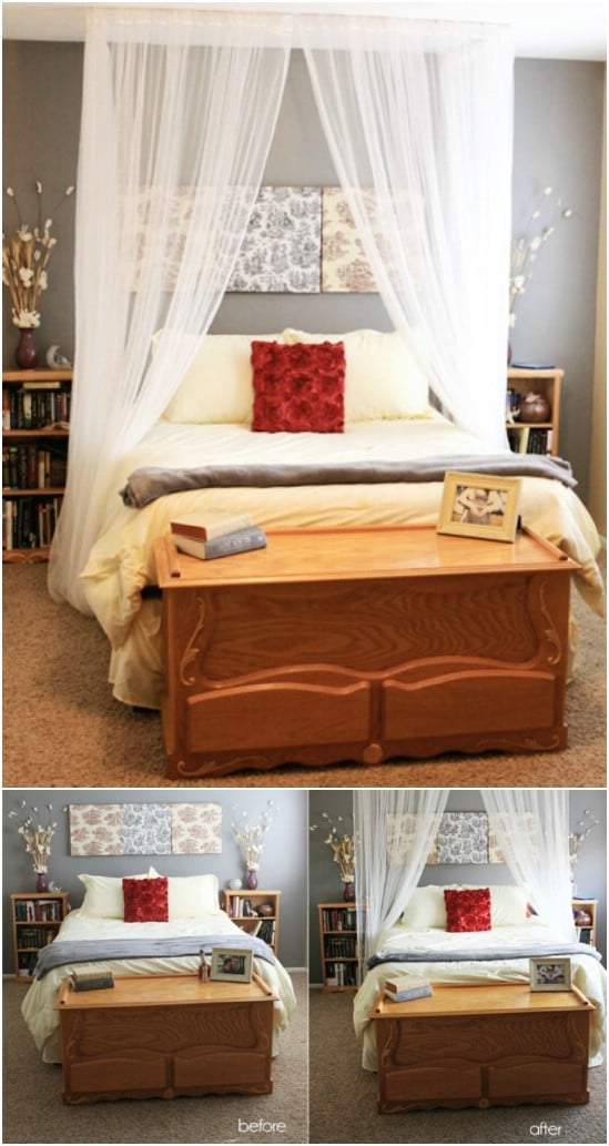 20 Repurposing Ideas To Make Good Use Of Old Curtains
