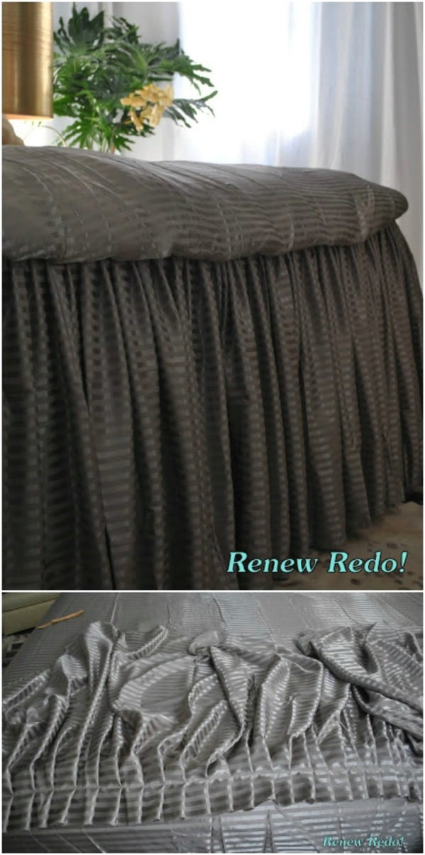 DIY Projects: 15 Creative Ways To Repurpose Old Bed Sheets