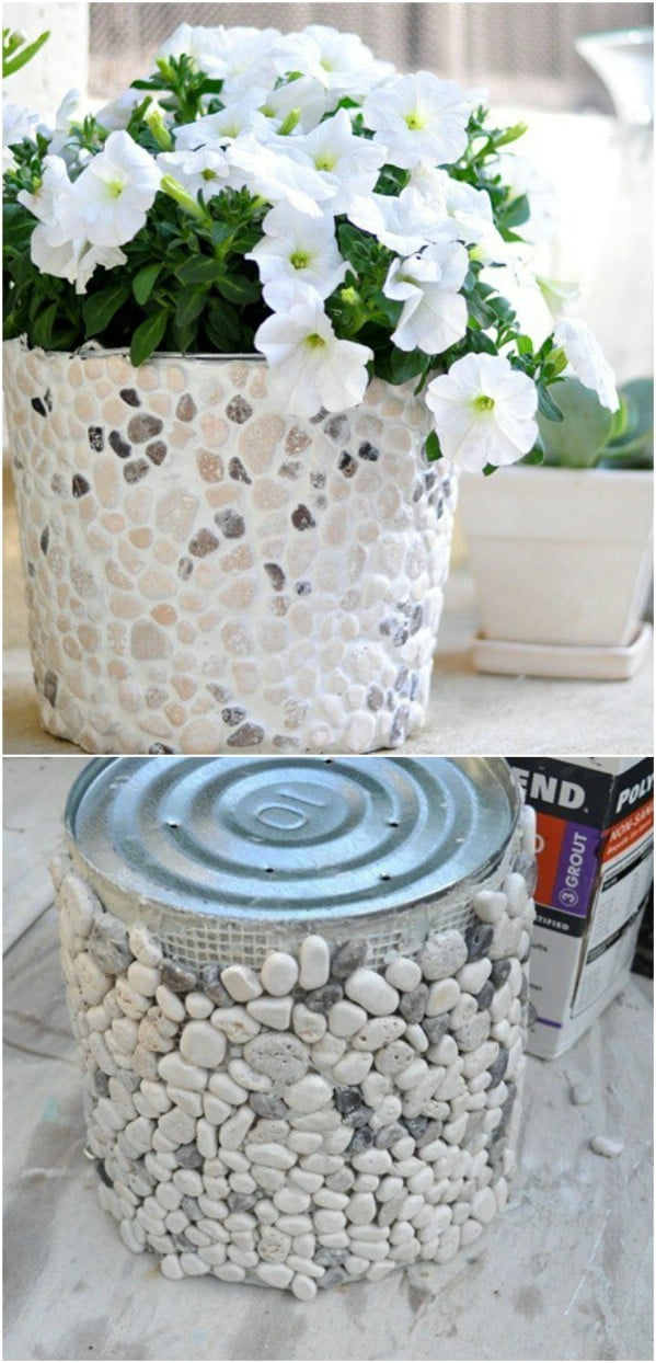 kitchen containers mexican backsplash tiles 14 diy repurposing ideas for empty coffee ...