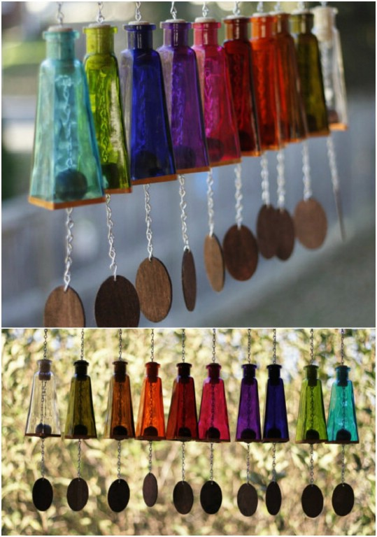 17 Amazing DIY Wind Chime Ideas for Relaxing Outdoor