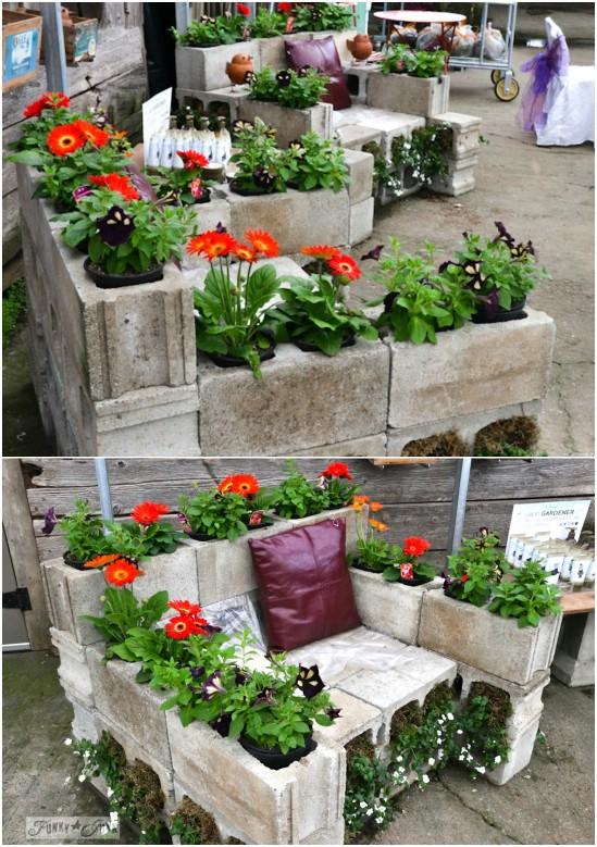 18 Amazing DIY Backyard Furniture Ideas