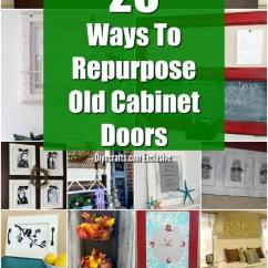 Cheap Ways To Redo Kitchen Cabinets Hand Mixer 25 Diy Projects Made From Old Cabinet Doors – It's Time ...