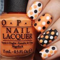 40 Frightening and Fun Halloween Nail Art Designs You Can