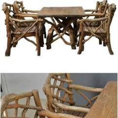 Decorative Chairs Cheap Wingback Chair And Ottoman Set 16 Diy Home Garden Projects Using Sticks Twigs - Style Motivation