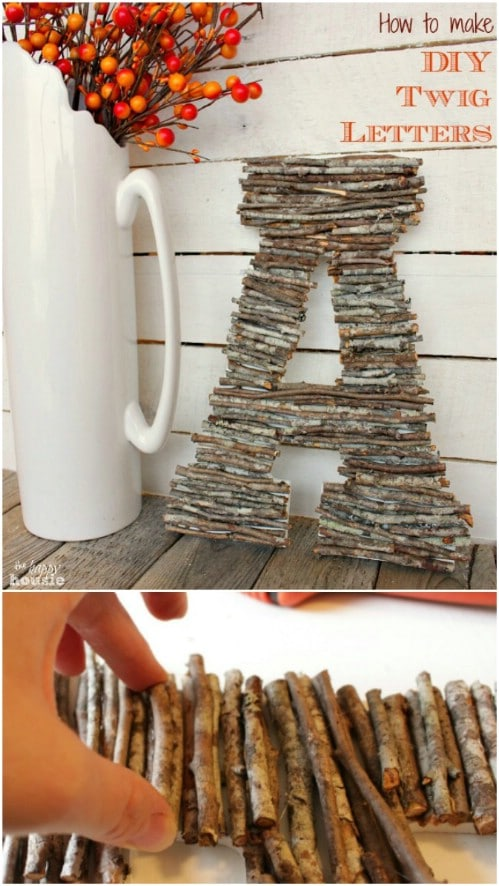 Inexpensive Rustic Home Decor