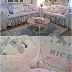 Diy Living Room Chair Cover Paint For The 20 Easy To Make Slipcovers That Add New Style Old Furniture Ruffled Sofa Slipcover