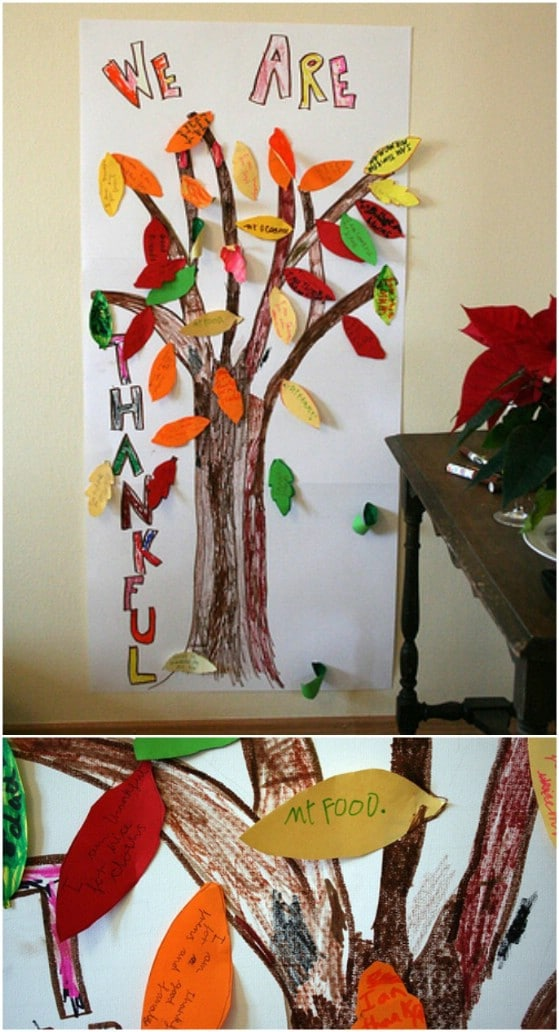 16 Creative and Fun Thanksgiving Crafts For Kids