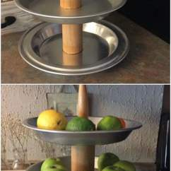 Kitchen Towel Hanging Ideas Sink Base Cabinet 16 Fun And Decorative Repurposing For Old Rolling ...