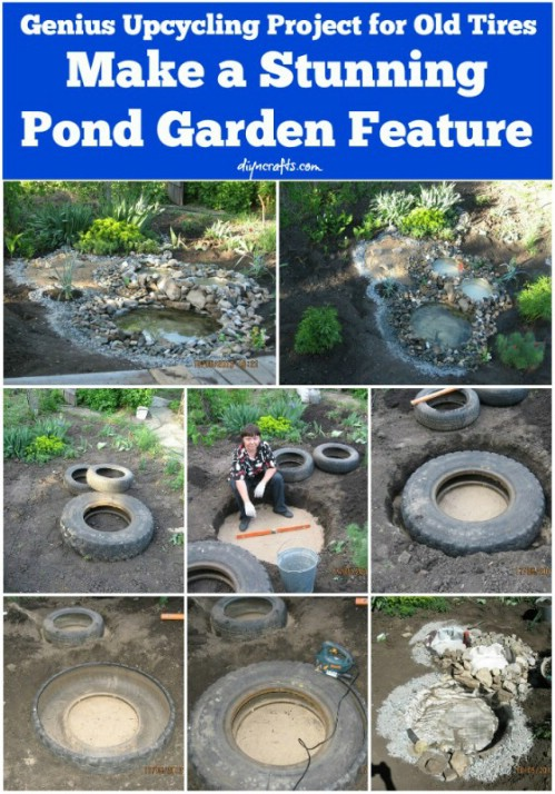 Natural Pond Ideas