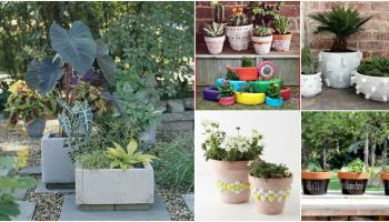 15 Diy Self Watering Planters That Make Container Gardening