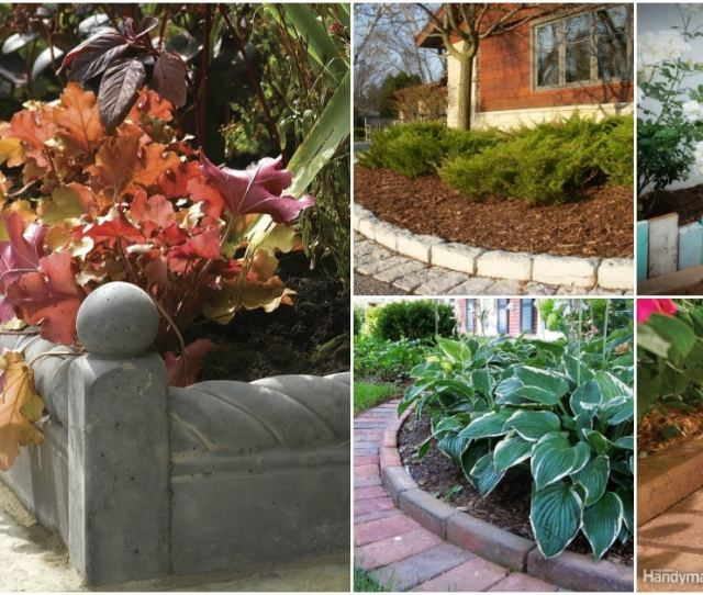Diy Garden Edging Ideas That Bring Style And Beauty To Your Outdoors Diy Crafts