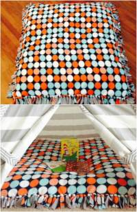 15 Comfy DIY Floor Pillows and Cushions  OBSiGeN