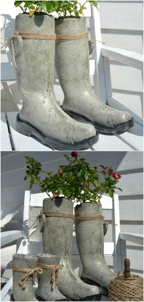 Diy Concrete Garden Ornaments Style Motivation