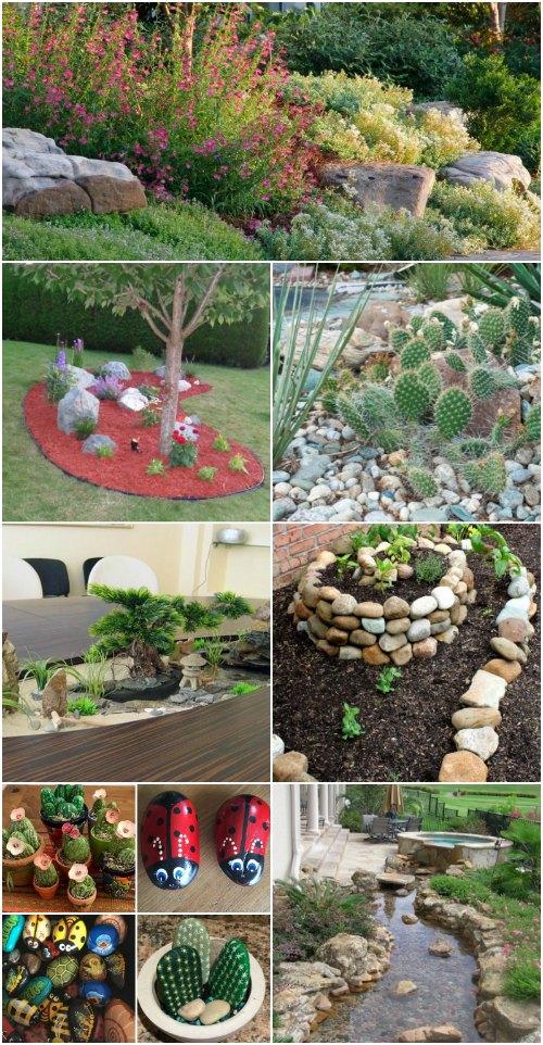 title | Rock Garden Ideas