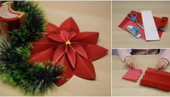 Origami Christmas Ornaments.20 Hopelessly Adorable Diy Christmas Ornaments Made From