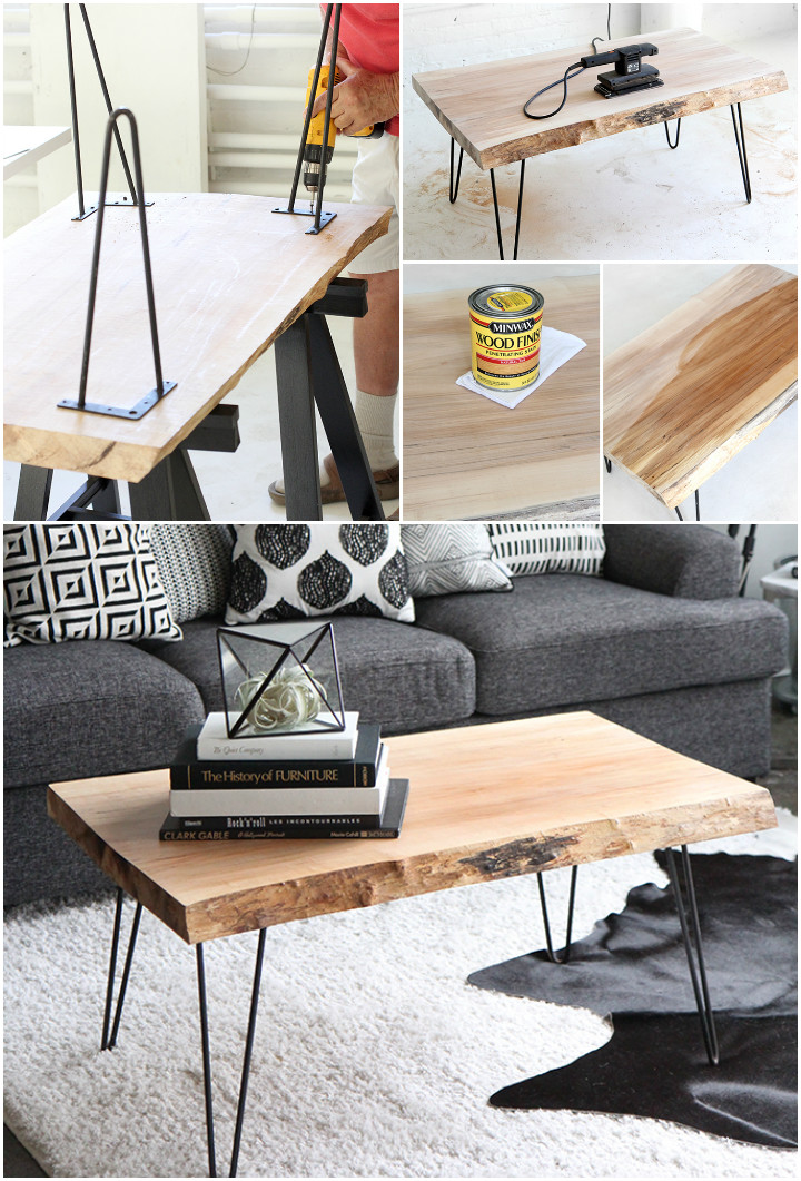75 best free diy coffee table plans for