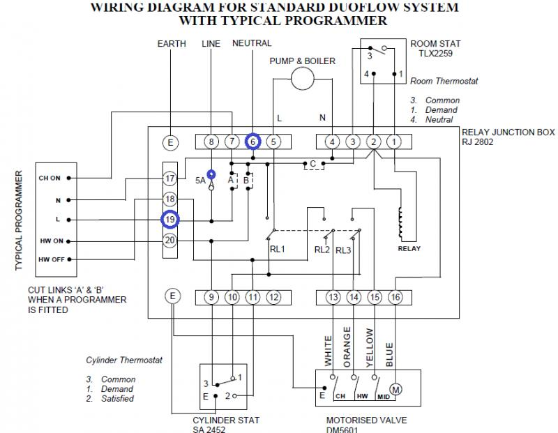 underfloor heating wiring diagram controls location of lymph nodes in armpit hive to old satchwell relay box question | diynot forums