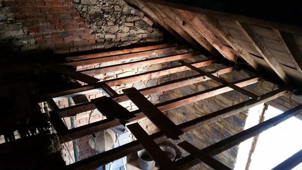 Strengthening loft floor to building regulations  DIYnot Forums
