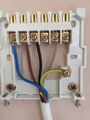 Hive 1 Install to Biasi Boiler | DIYnot Forums
