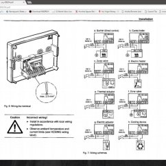 Fcu Thermostat Wiring Diagram Honeywell Telephone Master Socket Smartproxyfo Changing Old To Wireless | Diynot Forums