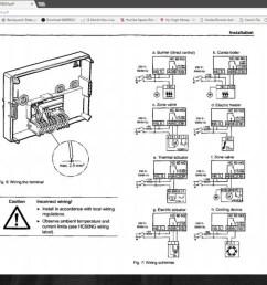 5000 honeywell thermostat wiring diagram [ 1200 x 674 Pixel ]