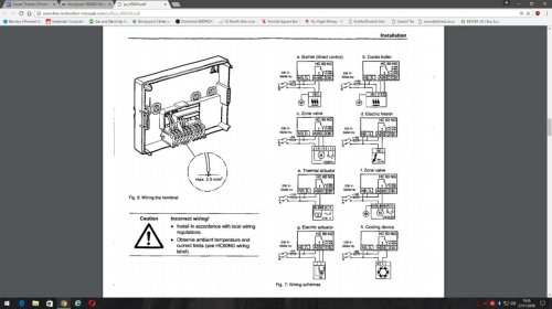 small resolution of 5000 honeywell thermostat wiring diagram