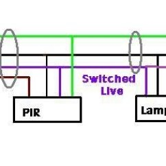 Pir Switch Wiring Diagram 2002 Pontiac Sunfire For Standalone To Multiple Security Lights | Diynot Forums