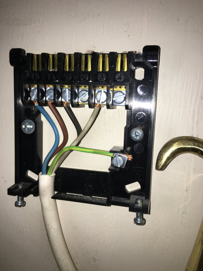 Junction Box Wiring Diagram Please Advise Drayton Scr Digistat Rf To Nest