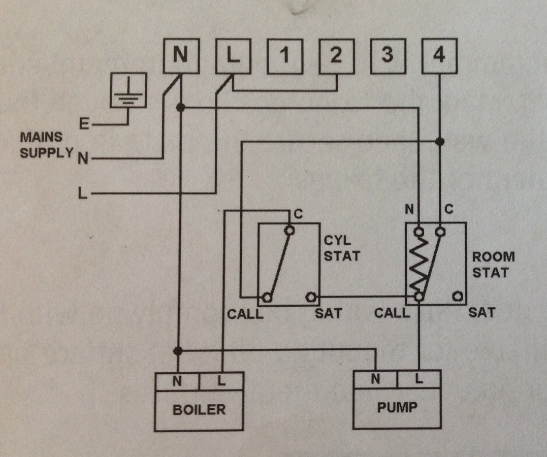 Work Diagram Room Thermostat Wiring Diagram Heater Thermostat Wiring